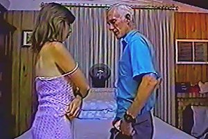 My Homemade Old Couple Gets Busy In The Bedroom In Their Vintage Homemade Porn