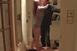 My Homemade Homemade Cuckold Video With My Wife Dancing For A Stranger