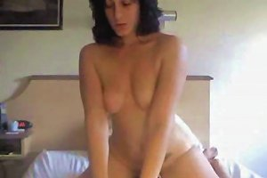 My Homemade Romanian Brunette Milf Love Sex