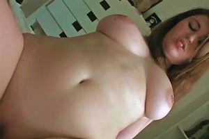 My Homemade Homemade Fuck With A Busty Cutie Riding Dick