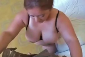 My Homemade Thick Non Professional Latin Babe Nailed By Younger Knob